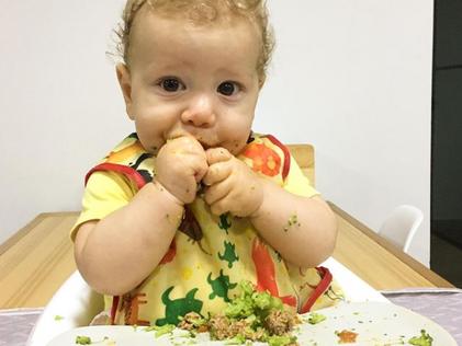 Quando começar a dar comidinha ao bebê?