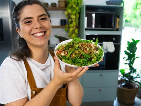 Como fazer saladas perfeitas?