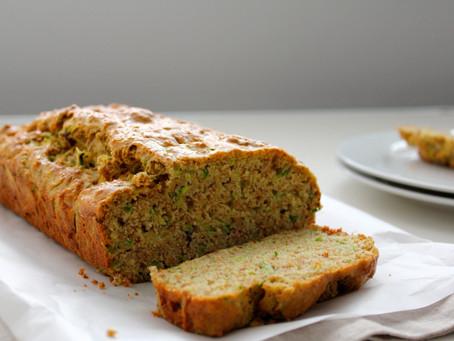 Pão (ou Bolo?) Salgado de Abobrinha