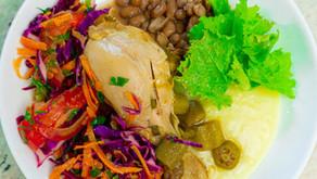 Salada Colorida de Repolho, Tomate e Cenoura | Receita