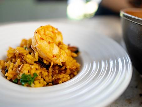 Paella de Frutos do Mar | Receita