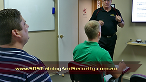 Security Officer Training Courses