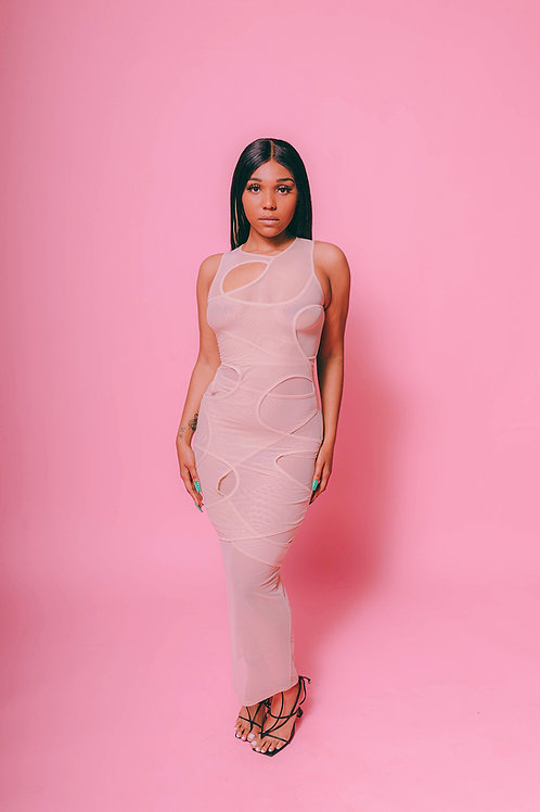 Tangled Dress