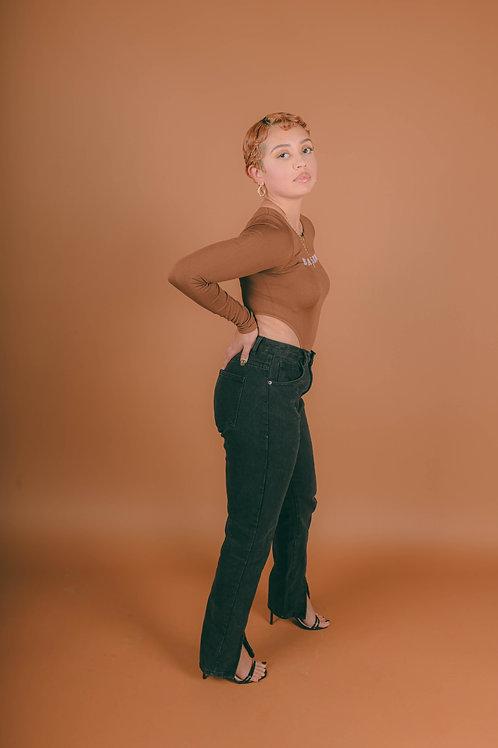 Classic Balem Bodysuit