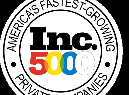 Surf 9 Surges Into The 2018 Inc. 5000 List