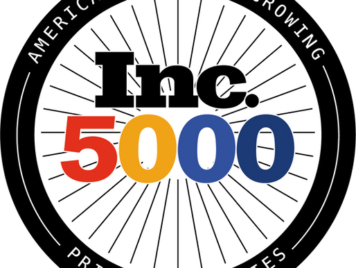 For the 2nd Time, Surf 9 Appears on the Inc. 5000, Ranking No.1938 With 230 Percent Revenue Growth