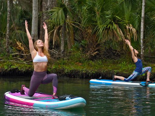 Surf 9 ISUP Wins Women's Health Magazine Award