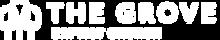 The Grove logo white horizontal small.pn