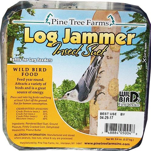 Log Jammers Suet Plugs by Pine Tree Farms