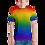 Thumbnail: H&M Homestead Pride All-Over Print Men's Crew Neck T-Shirt