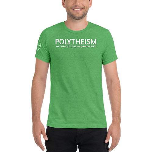 POLYTHEISM - Short sleeve t-shirt