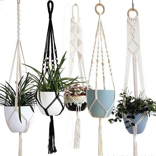 Handmade Macrame Plant & Flower Pot Hanger