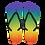 Thumbnail: H&M Homestead Pride Flip-Flops