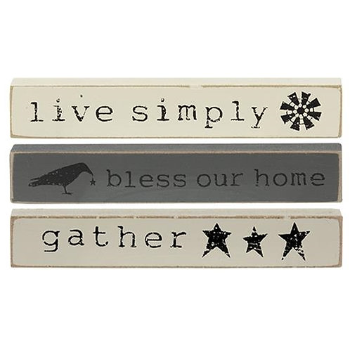 Live Simply Mini Sticks