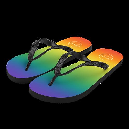 H&M Homestead Pride Flip-Flops