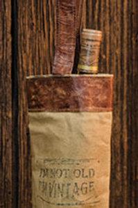 Vintage Wine Bag
