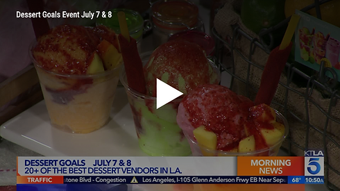 KTLA Dessert Goals Video