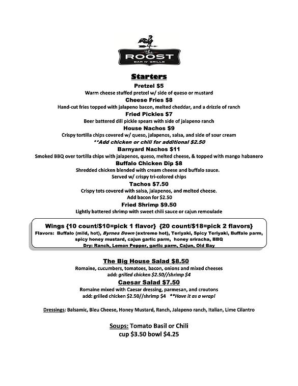 Roost limited menu - 1.png