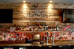 the roost wall