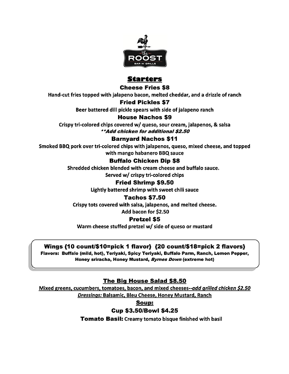 Roost limited menu - 1.png