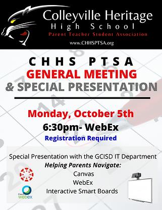 CHHS PTSA General Meeting.png
