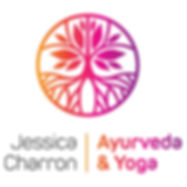 logo Jessica Charron Ayurveda et Yoga, Montreal, Rive-sud, Canada