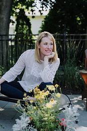 Jessica Charron, Naturopathe certifiée en Ayurveda & Professeur de Yoga