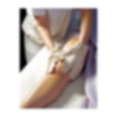 Massage ayurvédique, garshana pour exfolier la peau et améliorer la circulation