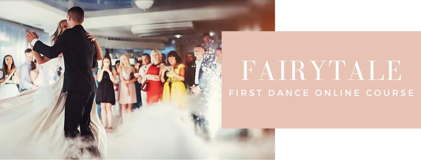 wedding dance, first dance