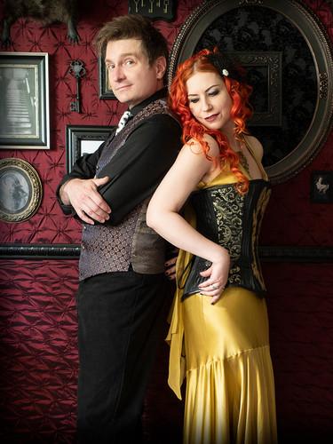 Maxwell & Jennifer