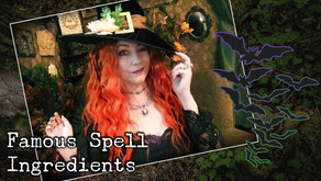 Famous Spell Ingredients