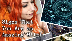 Signs You Are an Amazing Witch