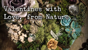 Valentines with Love, from Nature