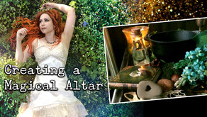 Creating a Magical Altar