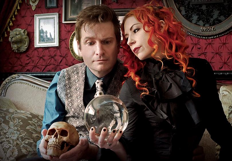 Maxwell and Jennifer, Odd Tonic