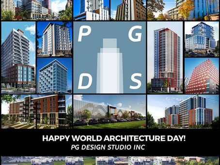 Happy World Architecture Day!