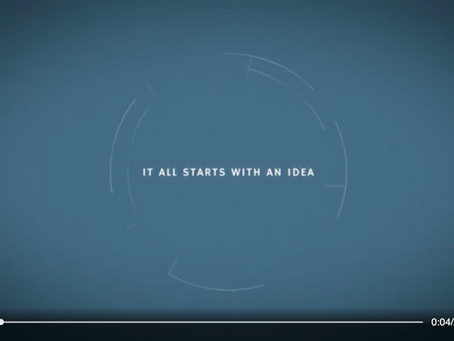 It All Starts with An Idea!