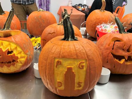 PG Design Studio Pumpkin!