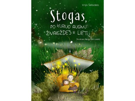 """Knygos anatomija: """"Stogas, po kuriuo auginu žvaigždes ir lietų"""""""