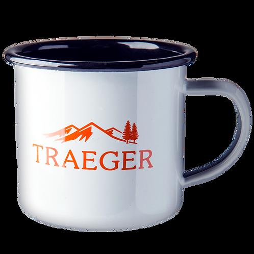 "BBQ Camp Mug ""Traeger"""