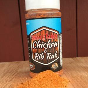 Chicken & Rib Rub