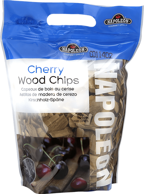 "BBQ Wood Chips ""Cherry"" 2LB"