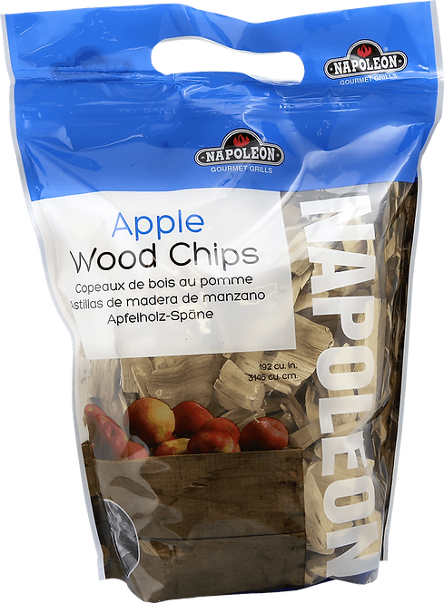 "BBQ Wood Chips ""Apple"" 2LB"