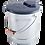 "Thumbnail: BBQ Storage Bucket ""Metal"""