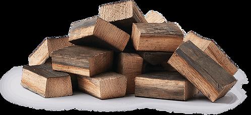 "BBQ Wood Chunks ""Whiskey"""