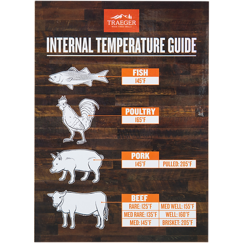BBQ Internal Temp Magnet