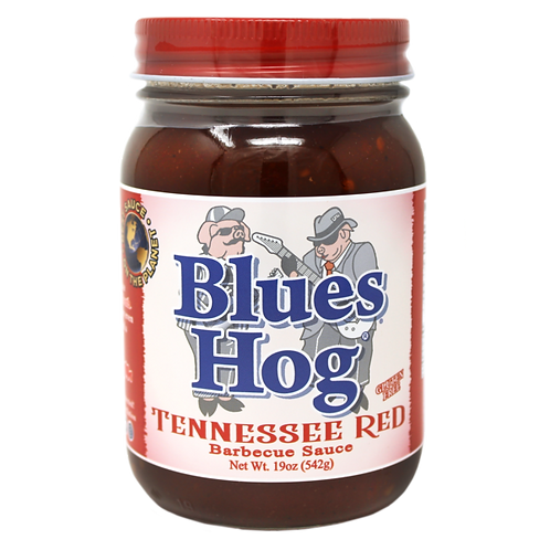 """BBQ Sauce """"BH Tennessee Red"""""""