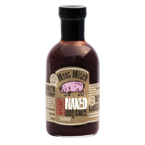 "Meat Mitch ""Naked"" BBQ Sauce"