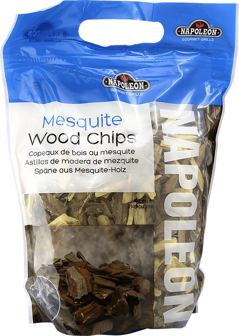 "BBQ Wood Chips ""Mesquite"" 2LB"