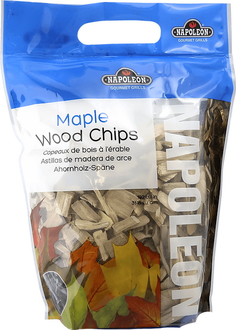 "BBQ Wood Chips ""Maple"" 2LB"